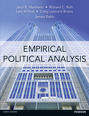 Empirical Political Analysis CourseSmart eTextbook