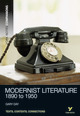 York Notes Companions: Modernist Literature