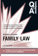 Law Express Question and Answer: Family Law (Q&A Revision Guide)