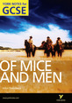 Of Mice and Men: York Notes for GCSE (New Edition)