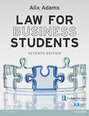 Law for Business Students OLP Online Purchase with eText