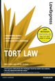 Law Express: Tort Law CourseSmart etextBook