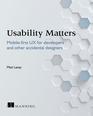 Usability Matters