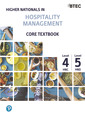 Higher Nationals in Hospitality Management: Core Textbook